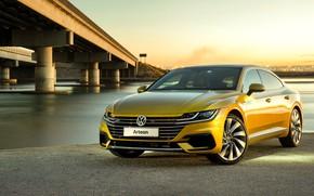 Picture Volkswagen, sedan, R-Line, Arteon, 2019