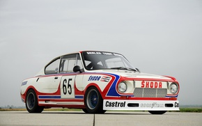 Picture coupe, race, 1975, Type 735, Skoda 130 RS
