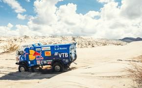 Picture Sand, Sport, Speed, Truck, Race, Master, Russia, 500, Kamaz, Rally, Dakar, KAMAZ-master, Dakar, Rally, KAMAZ, …