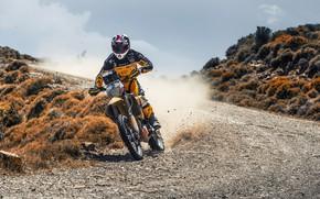 Wallpaper Road, Dust, Sport, Speed, Motorcycle, Racer, Moto