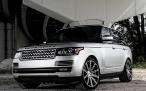 Picture wheels, Range Rover, Vossen, HSE, CV4