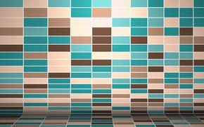 Wallpaper geometric, abstract, shapes, abstraction, background