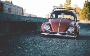 Picture style, background, car