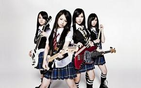 Picture Rock, Music, Girls, Japanese, Girl Band, Scandal, Jrock
