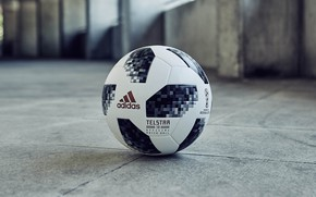 Picture The ball, Sport, Football, Adidas, Russia, Adidas, FIFA, FIFA, World Cup 2018, The world Cup …