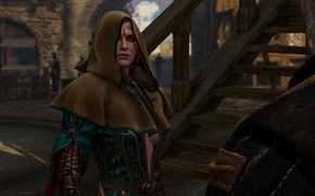 Picture the enchantress, Triss Merigold, Triss Merigold, The Witcher 3 Wild Hunt, The Witcher 3