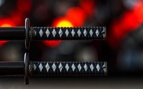 Picture macro, swords, samurai, arm