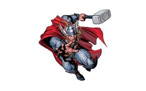 Picture superhero, marvel, Thor