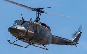 Picture Mohawk, multi-purpose helicopter, UH-1J