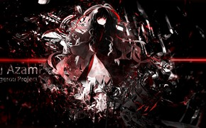 "Picture girl, anime, Kagerou Project, The project ""hot Fog"", Project a Sultry mist"