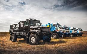 Picture Sport, Truck, Master, Beauty, Russia, A lot, Kamaz, Rally, Dakar, Dakar, Rally, KAMAZ, Best, RedBull, ...