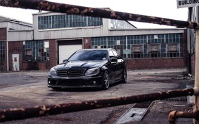 Picture AMG, Mercedes - Benz, C63