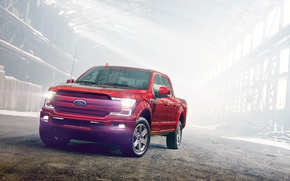 Picture Ford F150, 2017, Picku