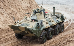 Picture THE BTR-82A, army, Russia's Armed Forces