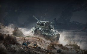 Wallpaper WoT, World of Tanks, World Of Tanks, Wargaming Net, Matilda