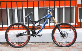 Picture Bike, saint, bike, fox, downhill, downhill, spike, transition, shimano, spank, tr450
