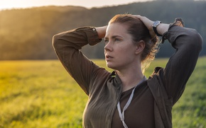Wallpaper Amy Adams, Amy Adams, Arrival, Arrival, Why are they here?