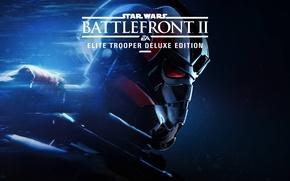 Wallpaper Star Wars Battlefront II, weapon, Elite Trooper, Deluxe Edition, Star Wars Battlefront II Elite Trooper ...