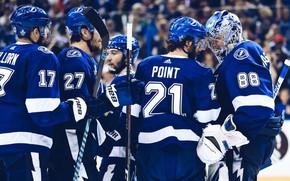 Picture Sport, Zipper, Lightning, Lightning, NHL, NHL, Hockey, National hockey League, Hockey, Wasilewski, Point, Hockey League, …