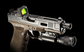 Picture gun, flashlight, G22, FI Mk 2