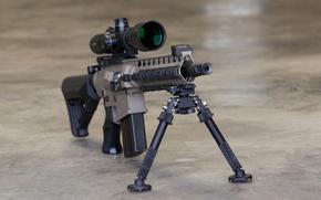 Picture gun, Predator, weapon, sniper, rifle, LaRue, LaRue Tactica, PredatOBR 7.62, Predator BR