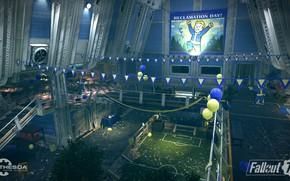 Picture Room, Balls, Holiday, Fallout, Bethesda Softworks, Bethesda, Bethesda Game Studios, Vault Boy, Vault-Tec, Vault Boy, …
