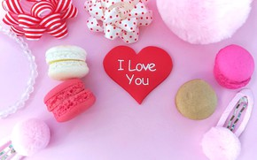 Picture Holiday, heart, Valentine's day, cakes