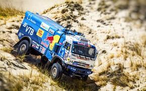 Picture Sport, Speed, Truck, Race, Master, Russia, Cabin, Kamaz, Rally, Dakar, KAMAZ-master, Dakar, Rally, KAMAZ, The …
