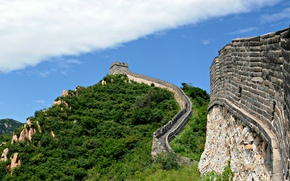 Picture landscape, nature, wall, China