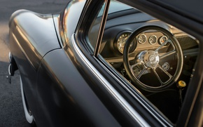 Picture retro, the wheel, 1953, classic, Chevy