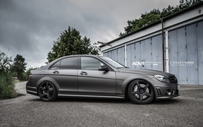 Picture AMG, Mercedes - Benz, Tuning, C63, ADV 1