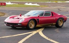Picture Auto, Lamborghini, Machine, Classic, 1971, Car, Supercar, Lamborghini Miura, P400, SVJ, Lamborghini Miura P400, Lamborghini …