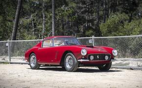 Picture Ferrari, 250, SWB