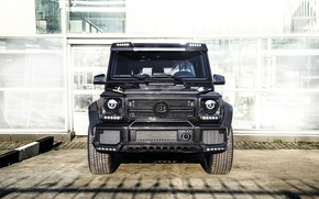 Wallpaper Carbon Pro, AMG, Mercedes, Front, G65