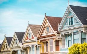 Picture building, home, California, San Francisco