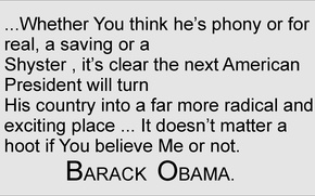 Picture text, Barack Obama, President, other, Information
