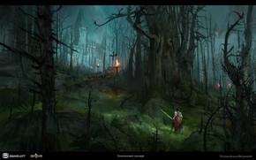 Picture Transylvania, Iron Blade, Environment Concept