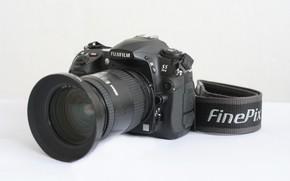 Picture The camera, Fujifilm S5 Pro, Photo