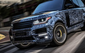 Picture Range Rover, GTA, Grand Theft Auto V