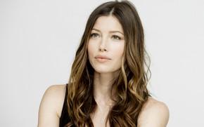 Picture portrait, actress, Jessica Biel