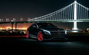 Wallpaper S63, Wheels, Front, Garde, AMG, Before, Coupe, Mercedes-Benz