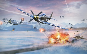 Picture Game, Battle, War Thunder