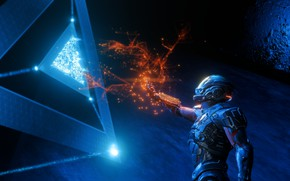 Picture Space, Space, Mass Effect, Mass Effect Andromeda
