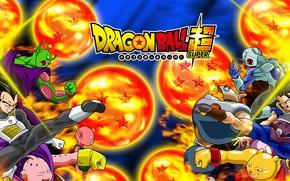 Picture game, alien, anime, fight, martial artist, manga, Son Goku, Vegeta, Dragon Ball, strong, Goku, Small, …