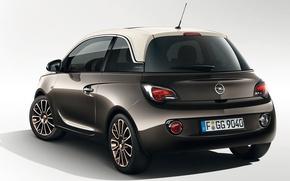 Picture Opel, Adam, hatches