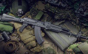 Wallpaper weapons, Kalashnikov, AKM, AK-103, AK, ak, weapon, kalashnikov, assault Rifle, akm, machine