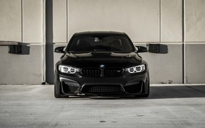 Picture BMW, Front, Black, Face, F82, Strict, Sight