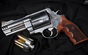 Picture weapons, revolver, weapon, Smith & Wesson, revoler, Magnum 500, Magnum 500