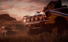 Picture car, game, Need for Speed, cars, old, Electronic Arts, vegetation, Need for Speed Playback