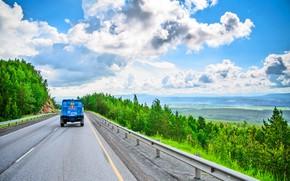 Picture The sky, Nature, Sport, Speed, Truck, Race, Master, Beauty, Russia, Beast, Kamaz, Rally, Rally, KAMAZ, …